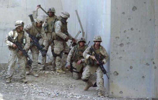 UN DIA EN IRAK 1 DICIEMBRE CQB GEDAT Guerra1