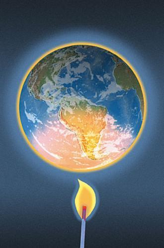 teoria cambio climatico:
